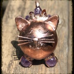 Kitty Cremation Urn