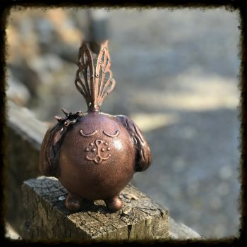 Angel Wing Pet Urn