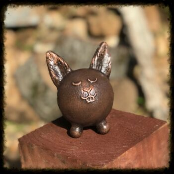 Custom Bunny Rabbit Urn