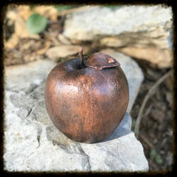 Real Apple Pet Urn